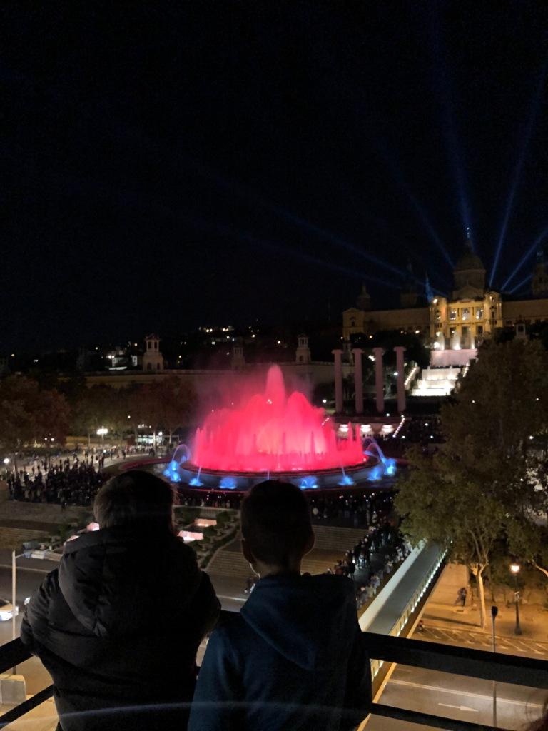 Font Màgica de Montjuic